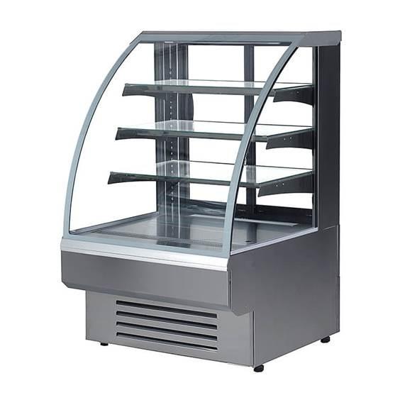 Hot display case | C-1 BG/Z 90/GR Bergen