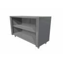 Kiegészítő rozsdamentes asztal | GM GASZ-06-142