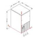 Ice cube dispenser | D 90
