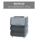 Mașină cuburi de gheață modulară   CM 350