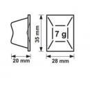 Modular ice cube maker | CV 950