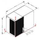 Modular ice cube maker | CV 1650