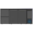 TC BBCL3-222 (DCL-222 MU/VS)   3 ajtós bárhűtő
