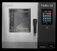 NAEB071R | electric boiler combi oven, 7xGN1/1