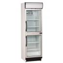 USS 374 D2KL - Cooler with double glass door