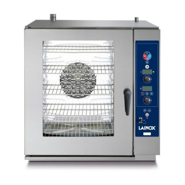 SVG 101 gas operated, direct steam combi ovens 10 x 1/1 GN