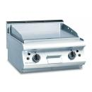 Gas griddle plate with smooth plate | 6IG 200P
