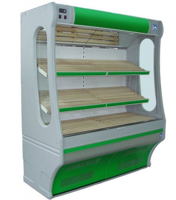RCh-1/B 100 Refrigerated vegetable wall counter