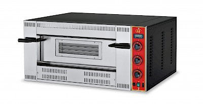 Gas powered pizza oven | G 6 - 6 pizza