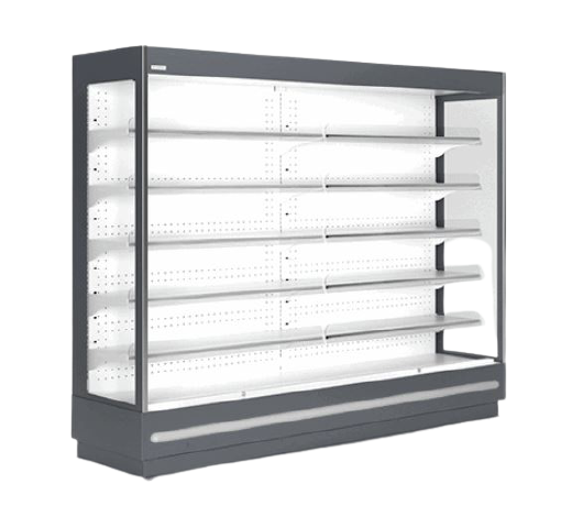 Refrigerated wall counter | RCH Hercules 76.206 1,25