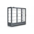 Refrigerated wall cabinet with 2 doors | SCI INDUS 03