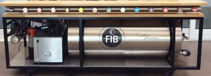 FIB BEER | Mobile system