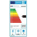 KH-GN1410BT-HC - Solid door freezer
