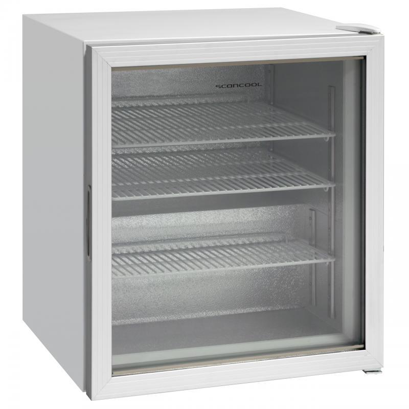 SD 76 - Glass door freezer