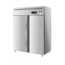 KH-GN1410TN-HC - Kétajtós rozsdamentes hűtőszekrény