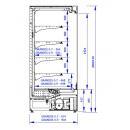 GRANDIS 1.25 - 0.9 | Refrigerated multideck