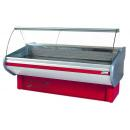 WCH I 1.3 - Counter with curved glass