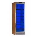 Vitrină frigorifică pentru vinuri | TC 400WWO (J-400 W/Wood)