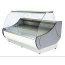 Vitrină frigorifică orizontală cu geam curbat | WCh-7/1 3,06 OFELIA (V)