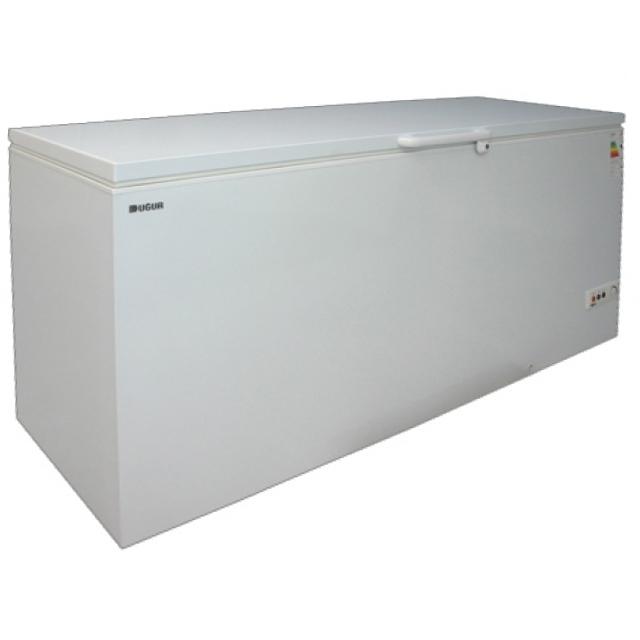 Chest freezer with solid top door | UDD 660 BK