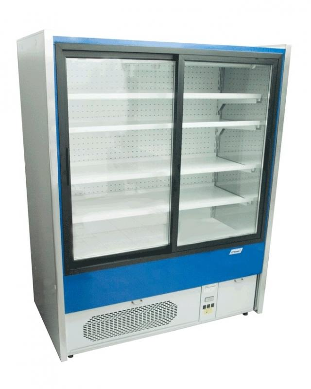 RCH 4D - 1.0 | Refrigerated wall counter