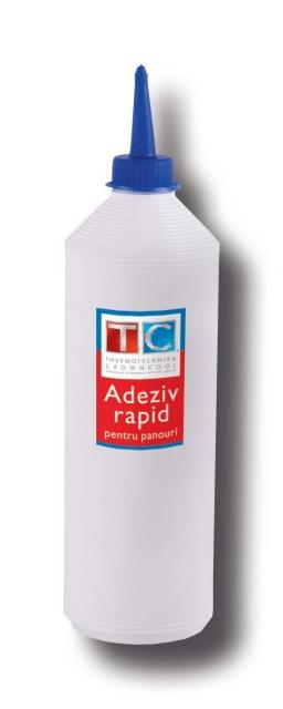 Adeziv RAPID pentru profile din aluminiu şi plastic, 0,5 kg