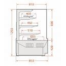 LCC Carina 04 1,0 - Confectionary counter