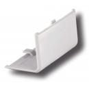 Sarok takaró elem 20 mm, műanyag