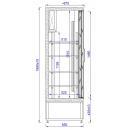 CC 1200 SGD (SCH 800R) Cooler with sliding glass doors
