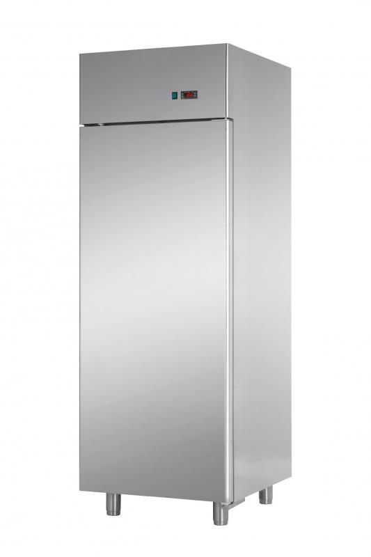 AF07EKOMTNFH - Refrigerated fish cabinet GN 2/1