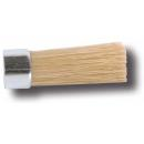 Manual glue spreader brush