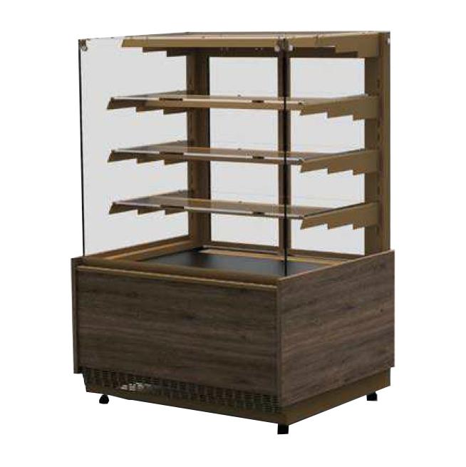 Vitrină frigorifică de cofetărie și patiserie | ARIA 0,9