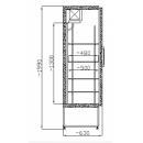 Dulap frigorific SCH 600
