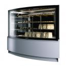 Limicola NZ 45 Confectionary corner display cabinet 45°