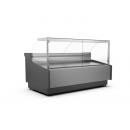 WCH-8/1 1330 CARMEN | Counter with straight glass with built-in aggr. (D)