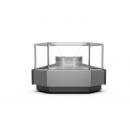 Vitrină frigorifică de colț exterior | WCH-8/1 1370 CARMEN
