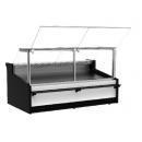 WCH-8/1 LS-080 1330 CARMEN | Counter with straight glass with built-in aggr. (D)