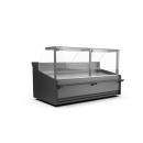 WCH-8/1 CARMEN   Counter with straight glass without aggr. (D)