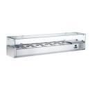 Vitrină frigorifică ingrediente   KH-VRX1400/380