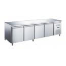 Refrigerated work table with 4 doors | KH-GN4200TN