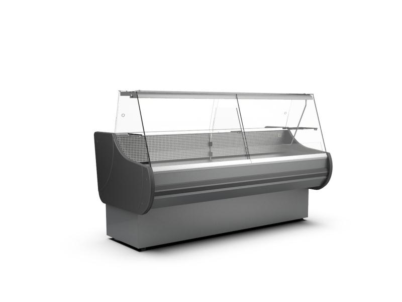 WCH-1/E2 1200 EGIDA   Counter with straight glass
