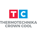 Counter with straight glass with built-in aggr.   KIBUK VD-100