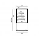 WG-1/C5 1360 MARIAROSA   Warmer counter