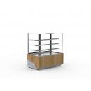 Vitrină frigorifică cofetărie și patiserie | WCh-1/C WO ESTERA 0.9/0.9