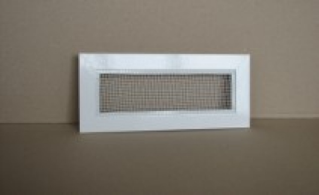 Wire mesh grille