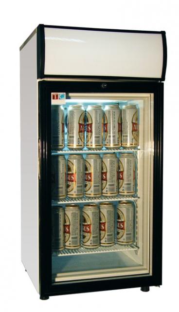 Vitrină frigorifică verticală LG-80