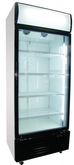 LG-660F - Glass door cooler