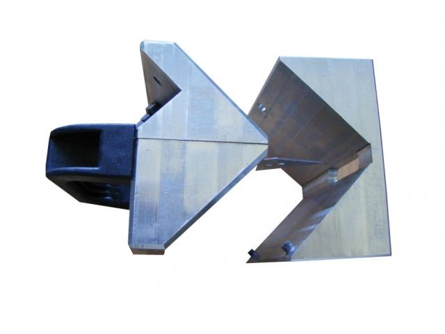 Comby Cutter aluminium