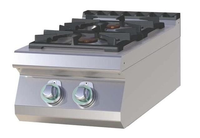 SP-704 G Maşină de gătit pe gaz cu 2 arzătoare