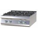 Maşină de gătit pe gaz cu 4 arzătoare | SP 708 G